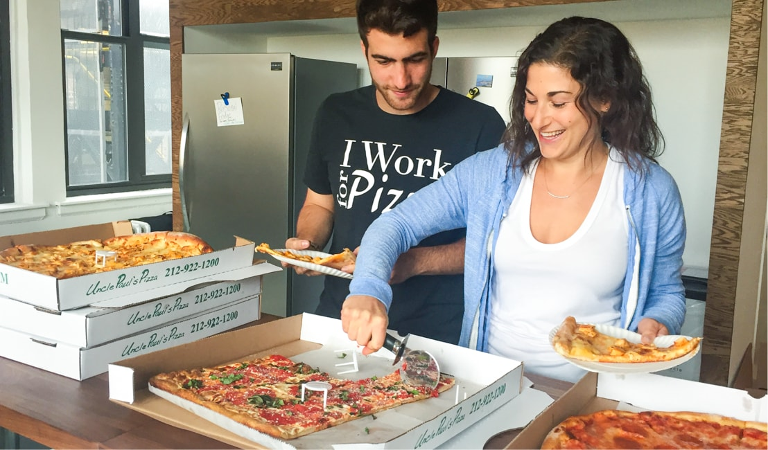 About pizza party